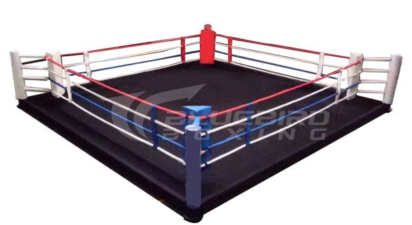 boxing ring floor