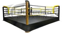 Drop Lock Boxing Ring