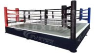 Muay Thai Boxing Ring for Training