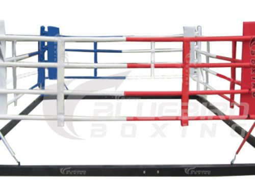 Portable Boxing Ring without Flooring