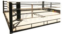floor level boxing ring